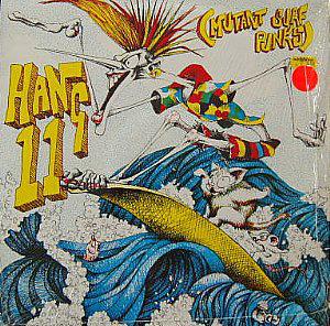 Various - Hang 11 (Mutant Surf Punks) (Vinyl LP)