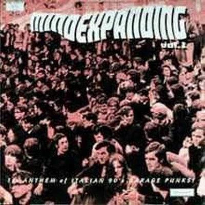 Various - Mindexpanding Vol. 1 (Vinyl LP)