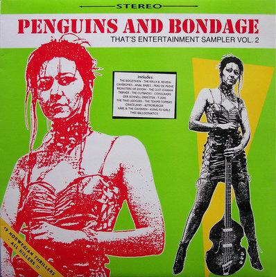 Various - Penguins And Bondage (vol.2) (Vinyl LP)