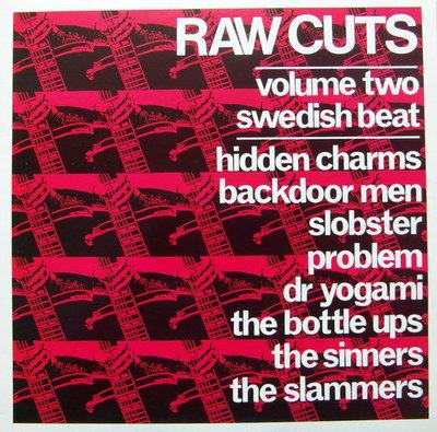 Various - Raw Cuts Volume 2 - Swedish Beat (Vinyl LP)