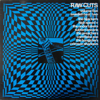 Various - Raw Cuts Volume 5 - Swedish Beat Two (Vinyl LP)