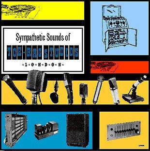 Various - Sympathetic Sounds Of Toe-Rag Studios London (Vinyl LP)