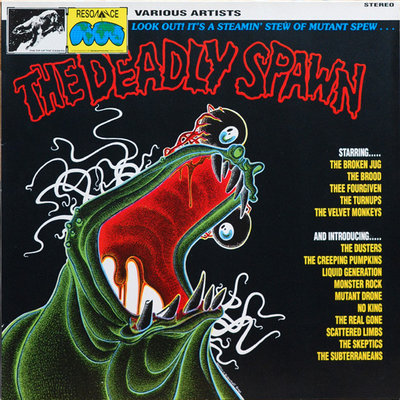 Various - The Deadly Spawn (Vinyl LP)