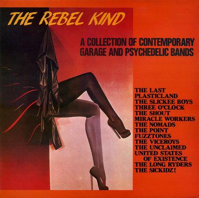 Various - The Rebel Kind (Vinyl LP)