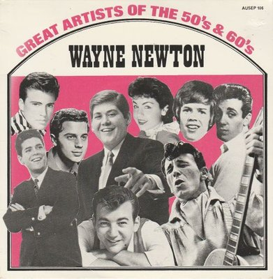 Wayne Newton - Red roses for a blue lady + Some Sunday Moring +2 (Vinylsingle)
