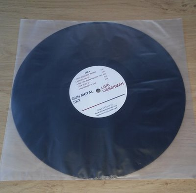 """Innersleeves for 12"""" Vinyl (HDPE, square) - pack 100 pieces"""