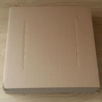 Shipping cardboard stiffeners for Vinyl LP's - 25 pieces
