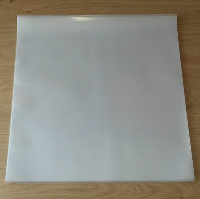 "Plastic innersleeves for 12"" Vinyl Picture Discs - 10 pieces"