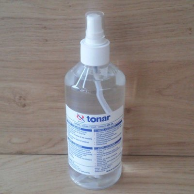 Tonar QS Vinyl Cleaner Flacon