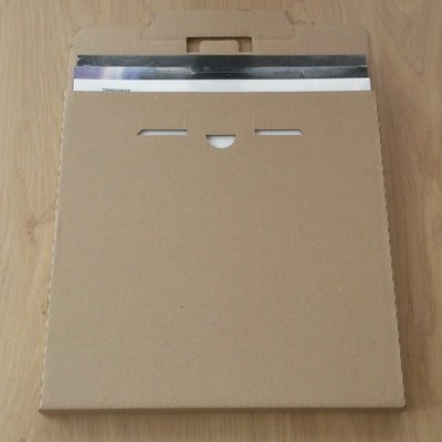 """Mailers for 12"""" Vinyl (4-6 records) - 10 pieces"""