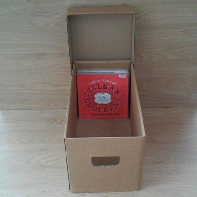 Vinylsingle Box