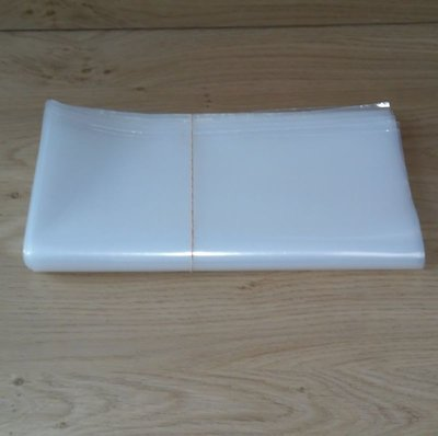 "Plastic Outersleeves for 12"" Vinyl LP's (110my) - 50 pieces"