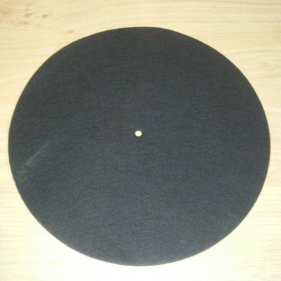 Slipmat Black