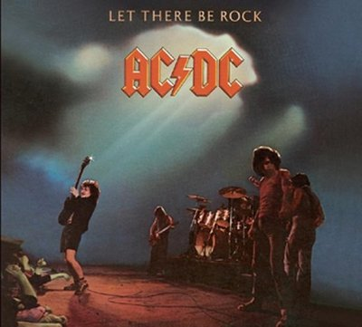 AC/DC - LET THERE BE ROCK-LTD/HQ- (Vinyl LP)