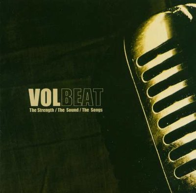 VOLBEAT - STRENGTH THE SOUND THE SONGS (Vinyl LP)