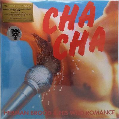 BROOD, HERMAN & HIS WILD ROMANCE - CHA CHA -COLOURED- (Vinyl LP)