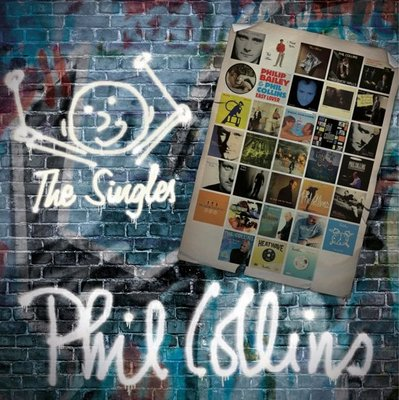 PHIL COLLINS - SINGLES (Vinyl LP)