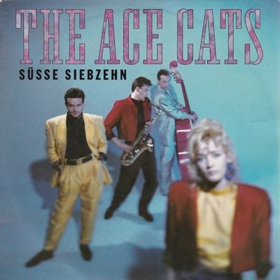 Ace Cats - Susse Siebzehn + Haut An Haut (Vinylsingle)