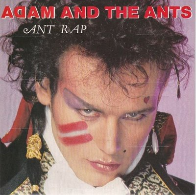 Adam Ant - Antrap + Friends (Vinylsingle)