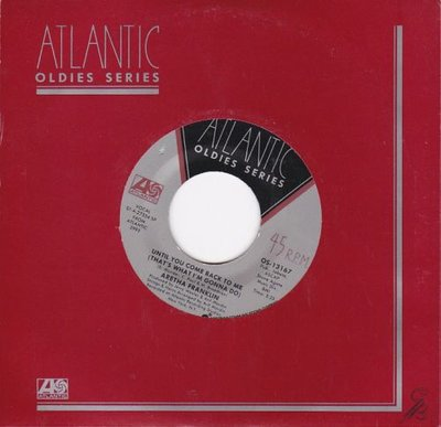 Aretha Franklin - Until You Come Back To Me + I'm In Love (Vinylsingle)