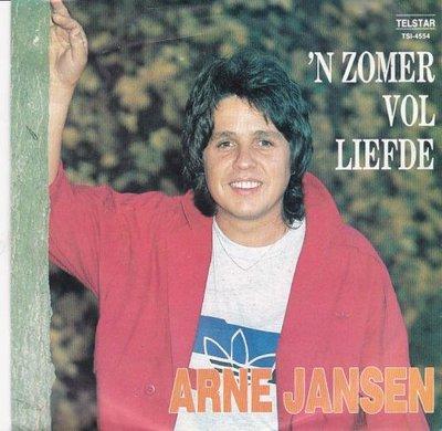 Arne Jansen - N zomer vol liefde + Ik ben zo alleen (Vinylsingle)