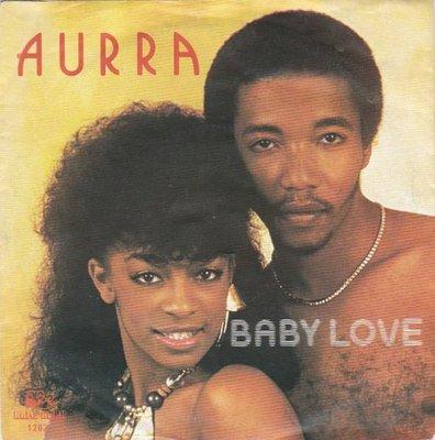 Aurra - Baby love + Positive (Vinylsingle)