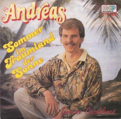 Andreas - Sommer im Traumland de sonne + Taverne Casablanca (Vinylsingle)