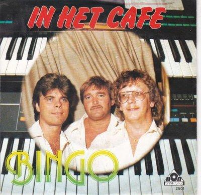 Bingo - In Het Caf' + Daar Gaat 'ie (Vinylsingle)