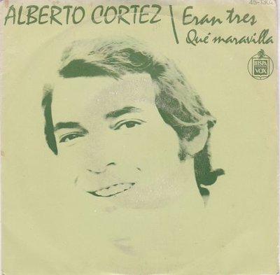 Alberto Cortez - A Partir De Manana + Mi Gran Amor (Vinylsingle)