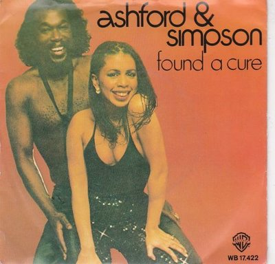 Ashford & Simpson - Found a cure + You always could (Vinylsingle)