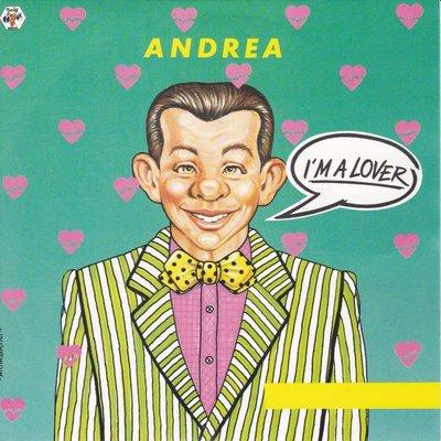 Andrea - I'm a lover + (instr.) (Vinylsingle)