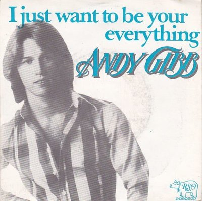 Andy Gibb - I just want to be your everything + In the end (Vinylsingle)