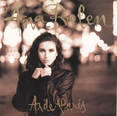 Ana Belen - Arde Paris + Una Vez Mas (Vinylsingle)