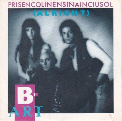 B-Art - Prisencolinensinainciusol + The Mystic Warrior (Vinylsingle)