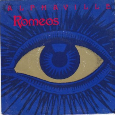 Alphaville - Romeos + Headlines (Vinylsingle)