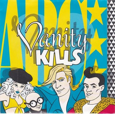 ABC - Vanity Kills + Judy's Jewels (Vinylsingle)