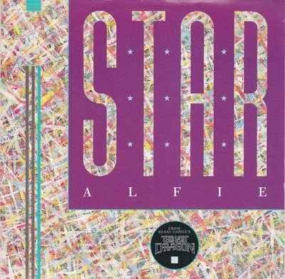 Alfie - Star + Keep On Smilin' (Vinylsingle)