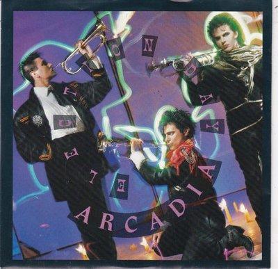 Arcadia - Election day + She's moody and grey (Vinylsingle)