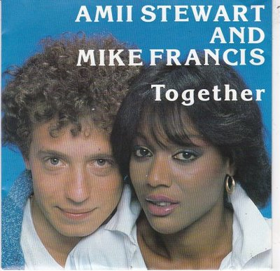 Amii Stewart & Mike Francis - Together + (Extended Version) (Vinylsingle)