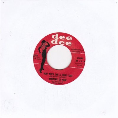 Annmarie Di Mone - How Much Can A Heart Take + My First Experience (Vinylsingle)