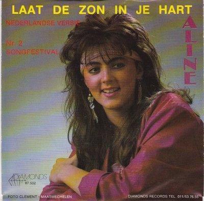 Aline - Laat De Zon In Je Hart + Memories Of The Wind (Vinylsingle)