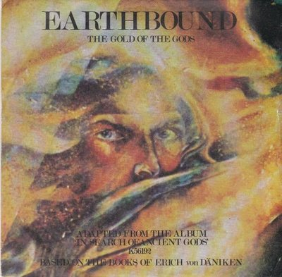 Absolutely Elsewhere - Earthbound + The Gold Of The Gods (Vinylsingle)