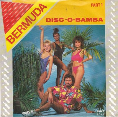 Bermuda - Disco-O-Samba + (part 2) (Vinylsingle)