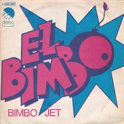 Bimbo Jet - El Bimbo + part II (Vinylsingle)