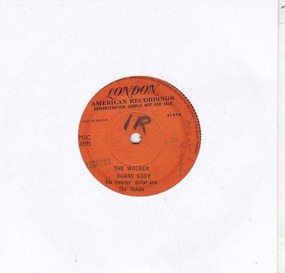 Duane Eddy - The Walker (Vinylsingle)