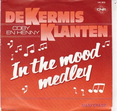 Kermisklanten - Maskerade + In The Mood Medley (Vinylsingle)