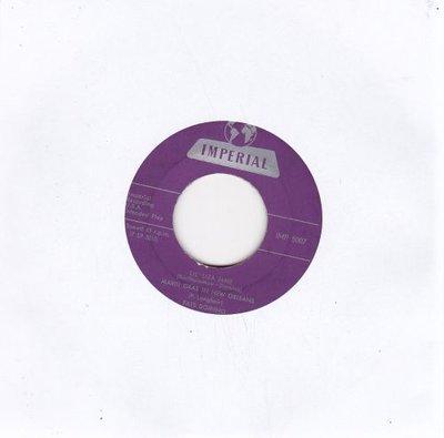 Fats Domino - Fabulous Fats part 2 (Vinylsingle)