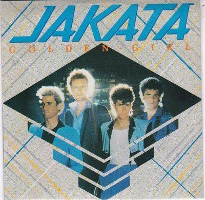 Jakata - Golden Girl + Light At The End Of The Tunnel (Vinylsingle)