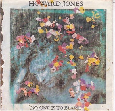 Howard Jones - No one is to blame + The chase (Vinylsingle)