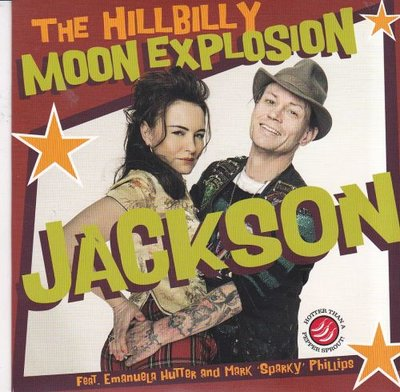 Hillbilly Moon Explosion - Jackson + Depression (Vinylsingle)
